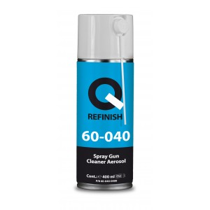 60-040 Spritzpistolenreiniger 400 ml Spray
