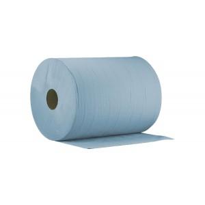 60-130 Putzpapier blau 3-lagig 500 Abrisse