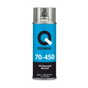 70-450 1K Klarlack Spray 400 ml