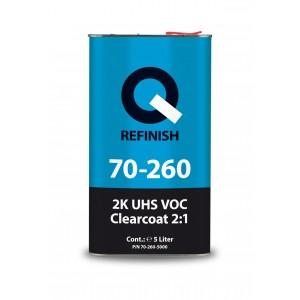 70-260 2K UHS VOC Klarlack 2:1 5 L