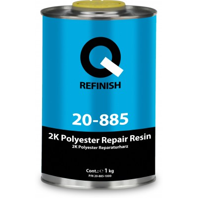 20-885 2K Polyester Reparaturharz 1 kg