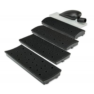 30-852 Velcro Handschleifblock Set 22-Loch 70 x 198 mm