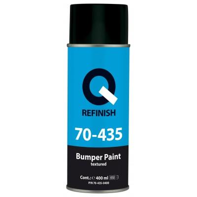 70-435 Strukturlack schwarz 400 ml Spray
