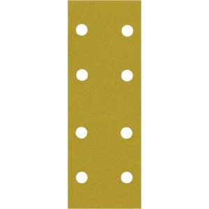 30-125 Schleifstreifen Premium Gold 70 x 198 mm 8-Loch