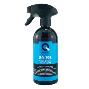 80-195 Clean & Shine Finishspray 500 ml